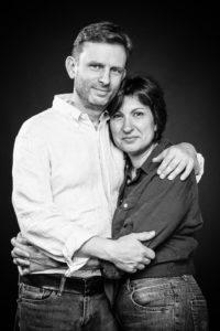 photo couple souvenirs fête des mères portrait studio nicolas ravinaud photographe périgueux dordogne