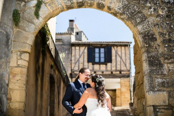 MARIAGE Nicolas Ravinaud photographe Périgueux Dordogne Beaumont Perigord